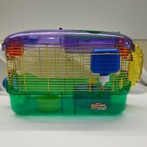 ❤👌 Kaytee CritterTrail Habitat Cage by Super Pet Hamster Mouse Rat 🐀🐹