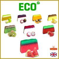 Handmade  Natural Soap Bars Fruits 🌴 Exotic Fragrance 🌵Ingredients Tropical🌱