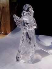 "Mikasa Herald Collection - Angelic Harp - Full Lead Crystal - 8"" Tall"
