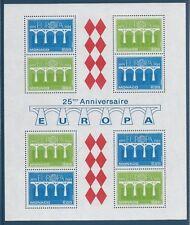 MÓNACO - BF Nº28 - ColeccióN Hoja Nueva 1984 - EUROPA