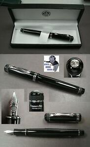 Kaweco Dia 2 Chrome Fountain Pen Holder New Version IN Gift Box #