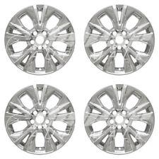 """18"""" Chrome Wheel Skins Hubcaps FOR 2014 2015 2016 2017 2018 Toyota Highlander"""