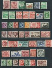 Australia *60 Diff (1940-60)* All Used & All Sound; Incl Nice 5Sh #177