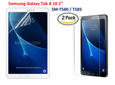 "2 X Clear HD Screen Protector Guard For Samsung Galaxy Tab A 10.1"" SM-T580 /T585"
