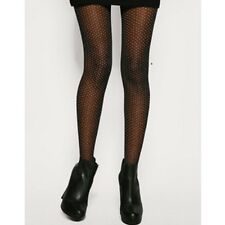 BOOTS BLACK/NUDE/COLOUR/OPAQUE/NET/LACE TIGHTS STOCKINGS HOLDUP SOCKS S M L XL