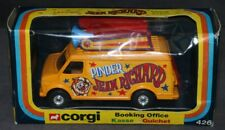 Corgi #426 1978 Pinder Jean Richard Circus Booking Office Van Mib