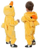 Baby Boy Girl Chicken Duck Carnival Xmas Fancy Dress Party Costume Outfit Suit