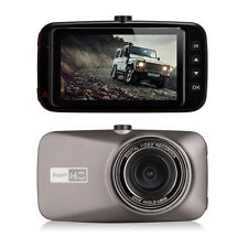 "2.7"" HD LCD DVR Cam Recorder 1080P Dual Lens Dash Camera Night Vision G-Sensor"