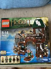 Lego Lord Of The Rings Rare 79016 Attack On Lake Town Brand New Sealed BNISB