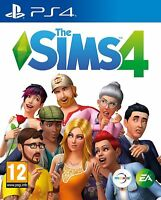 The Sims 4 (PS4 PLAYSTATION 4 VIDEO GAME) *NEW/SEALED* 5035223122401, FREE P&P