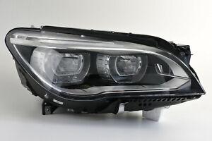 MINT! 2013-2015 BMW 7 Series Headlight HeadLamp Right F01 F02 LED OEM Adaptive