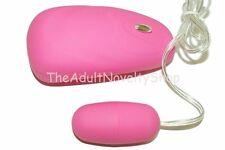 Vibrating Bullet Egg Female Vibrator Clitoral G-Spot Stimulator Sex Toys