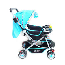 IRDY Baby Stroller 3 way with Food tray and Bottle Holder