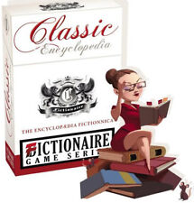 Fictionaire: Classic Encyclopedia Card Game Days of Wonder BRAND NEW ABUGames