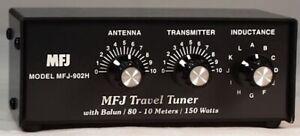 MFJ-902H 10-80M Antenna Tuner
