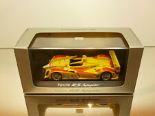 MINICHAMPS PORSCHE RS SPYDER - DHL #6 - LONG BRISCOE 1:43 - EXCELLENT IN BOX