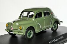 1/43  RENAULT 4CV TYPE AFFAIRES 1954