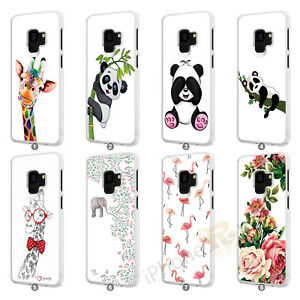 Animal Mobile Phone Case Cover For Samsung Galaxy Models 091
