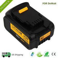 20VOLT 4000mAh XR Lithium-Ion Battery for DCB200 DeWalt DCB204-2