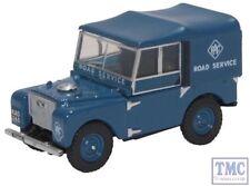 76LAN180006 Oxford Diecast Land Rover Series 1 80'' Hard Top RAC