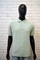 Polo Maglia RALPH LAUREN Uomo Taglia XL Maglietta Manica Corta Shirt Cotone
