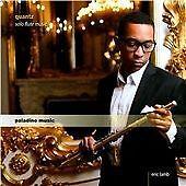 Quantz:Solo Flute Music [Eric Lamb] [PALADINO MUSIC: PMR0060], Eric Lamb CD | 91