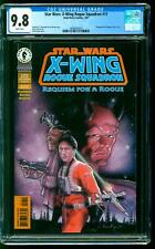 Star Wars X-Wing Rogue Squadron 17 CGC 9.8 NM/M Kevin Ryan cover Dark Horse