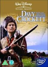Davy Crockett - King Of The Wild Frontier Region 2 DVD