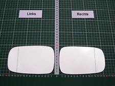 Außenspiegel Spiegelglas Ersatzglas Renault Laguna 2 ab 2001-2005 asph