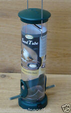 Aspects Small Spruce Quick Clean Mixed Seed Tube Wild Bird Feeder #422