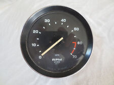 Triumph Spitfire Tachometer MKIV RN1326/00AS #218835 OEM USED