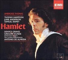 Ambroise Thomas: Hamlet (CD, Nov-1993, 3 Discs, EMI Music Distribution) NM COND