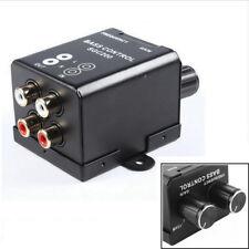 Regulator Active Soft Subwoofer Level Volume Bass Control RCA Speaker Amplifier
