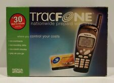 Vintage NOKIA  MODEL 252C Cellular Phone Tracfone Brand New!!