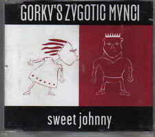 Gorky s Zygotic Mynci-Sweet Johnny Promo cd single
