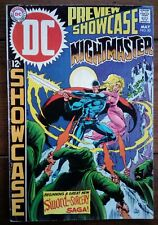 SHOWCASE 82, featuring NIGHTMASTER, MAY 1969, DC COMICS, VG/FN