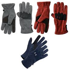 New Under Armour Men's Cold Gear Fleece Gloves  MSRP $29.99