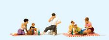Preiser 10617 Picnic HO Gauge Figures