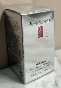 Elizabeth Arden Millenium DAY Renewal Emulsion lotion moisturizer 2.5 fl. oz NEW