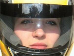 Pare soleil de visière de casque moto