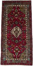 Floral Tribal Design Handmade 3X7 Small Runner Rug Hallway Oriental Wool Carpet