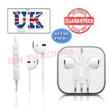 Earphones Headphone Handsfree For iPhone 5c 5S 5SE 6 6S iPad Samsung Android