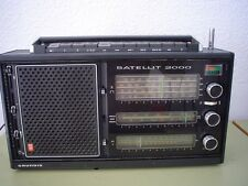 RADIO MULTIBANDAS GRUNDIG SATELLIT 2000