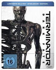 Terminator Dark Fate Steelbook Blu-ray Limited Edition NEU