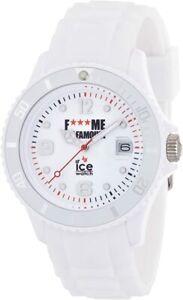 Ice Watch F * * * Me I'm Famous (BIG) **NEW**  FM. SI. WE. U.S.11