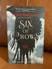 Six of Crows Ultra Rare Uk bound manuscript Arc uncorrected proof Leigh Bardugo