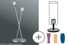 Moderne Innenraum-Tischlampen aus Metall