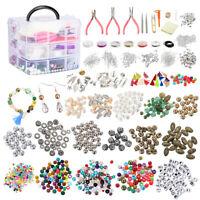 Schmuckherstellung Kit Schmuck Reparatur Kit Herstellung Anfänger Werkzeug H/J