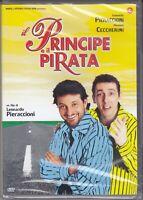 Dvd IL PRINCIPE E IL PIRATA con Leonardo Pieraccioni M. Ceccherini nuovo 2001
