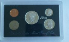1997-S Silver U.S. Proof Set - Original & Complete with coa